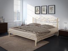 Кровать Tenero Азалия 140 см х 190 см Бежевый