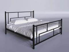 Кровать Tenero Амис 180 см x 200 см Черный...