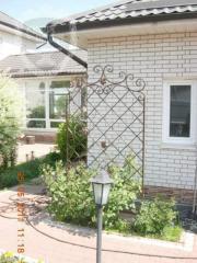 Кованые изделия для сада