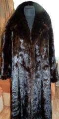 Mink coat of Black Glama, the Canadian,