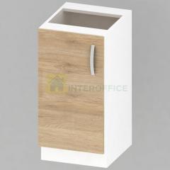 Тумба нижняя Мебель-сервис Гамма 40 двери