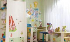 Мебель для детских комнат, детская мебель Гном