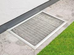 L15-550076_01, Алюминиевая защита для канализации,
