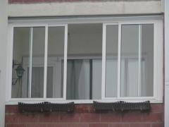 Металлопластиковые балконные раздвижные системы SUNLINE