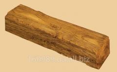 Фальш-балки под дерево полиуретановые DecoWood ®