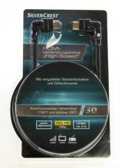 "M13-990040, Кабель ""Silvercrest HDMI High"