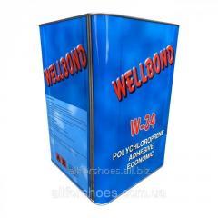 Wellbond W-34 клей наирит для напольных покрытий,