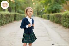 Школьная юбка для девочки Школьная форма для