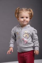 Детская спортивная кофта для девочки Одежда для