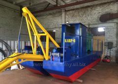 Professional equipment Dredge Carp 6