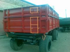 Trailer 2PTS-4. To buy trailers in Zaporizhia.