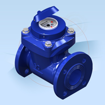 Turbine counter of cold Gross WPK-UA-150 water