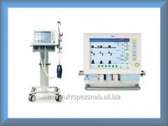 Devices of artificial ventilation easy