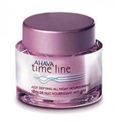 Антивозрастной ночной питательный крем AHAVA Time