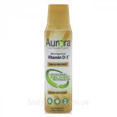 Микро-липосомный витамин D3 Aurora Nutrascien