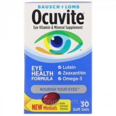 Витаминная и минеральная добавка для глаз