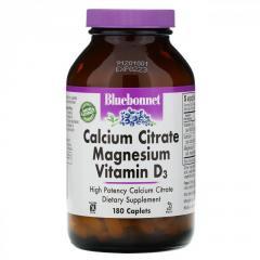 Цитрат кальция с магнием и витамином D3...