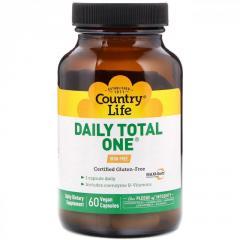 Ежедневный комплекс мультивитаминов и...