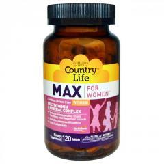 Country Life,  Max,  для женщин,  мультивитам