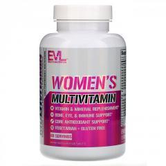 EVLution Nutrition,  Women's Multivitamin, ...