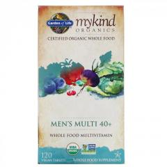 Garden of Life,  KIND Organics,  Men's Multi...
