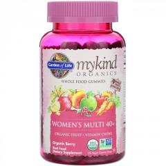 Garden of Life,  Mykind Organics,  мультивита