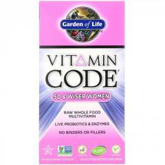 Garden of Life,  Витаминный код,  для женщин...