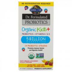 Garden of Life, Пробиотическая добавка Dr.