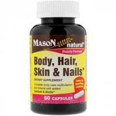 Комплекс для волос,  кожи и ногтей Mason...