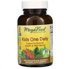 MegaFood,  Детский ежедневные витамины,  30...