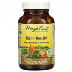 MegaFood,  Мультивитамин для мужчин от 40...