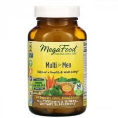 MegaFood,  Мультивитамин для мужчин,  60...