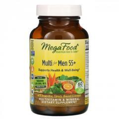 MegaFood,  Мультивитамины для мужчин старше...