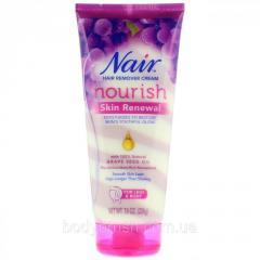 Nair , Hair Remover Cream, Nourish, Skin Renewal
