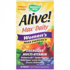 Nature's Way,  Alive,  Mаксимальная женская...
