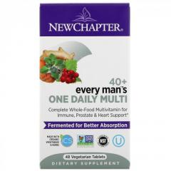 New Chapter,  40+ ежедневный комплекс...