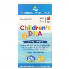 Омега-3 для детей от Nordic Naturals,  вкус...