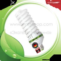 Лампы энергосберегающие T5 Spiral 85W 6500K E27