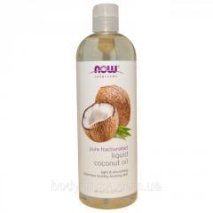 Now Foods,  Жидкое кокосовое масло,  чистое...