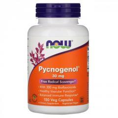 Пикногенол Now Foods,  30 мг,  150 капсул