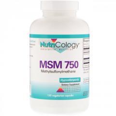 Метилсульфонилметан 750 Nutricology,  150...