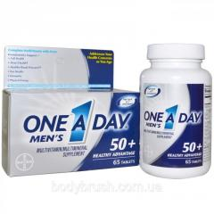 One-A-Day,  Men's,  50+ Healthy Advantage,...