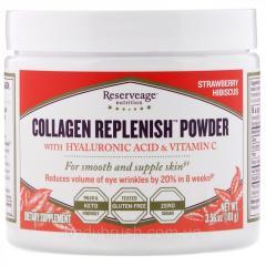 ReserveAge Nutrition, Collagen Replenish Powder,