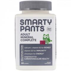 Полные минералы для взрослых от SmartyPants,...