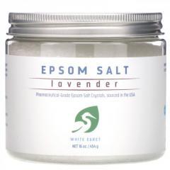 Английская соль с запахом лаванды от White...