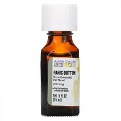Ароматерапия Aura Cacia,  Panic Button, ...