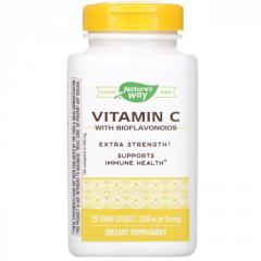 Витамин С с биофлавоноидами 1000 мг Nature's...