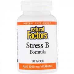 Комплекс от стресса с витаминами группы B и...