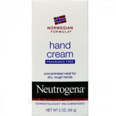 Крем для рук Neutrogena,  Без запаха,  56 г