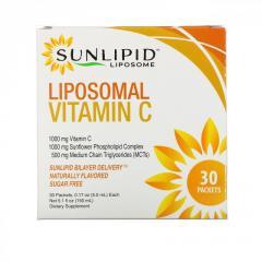 Липосомальный витамин С SunLipid,  30...